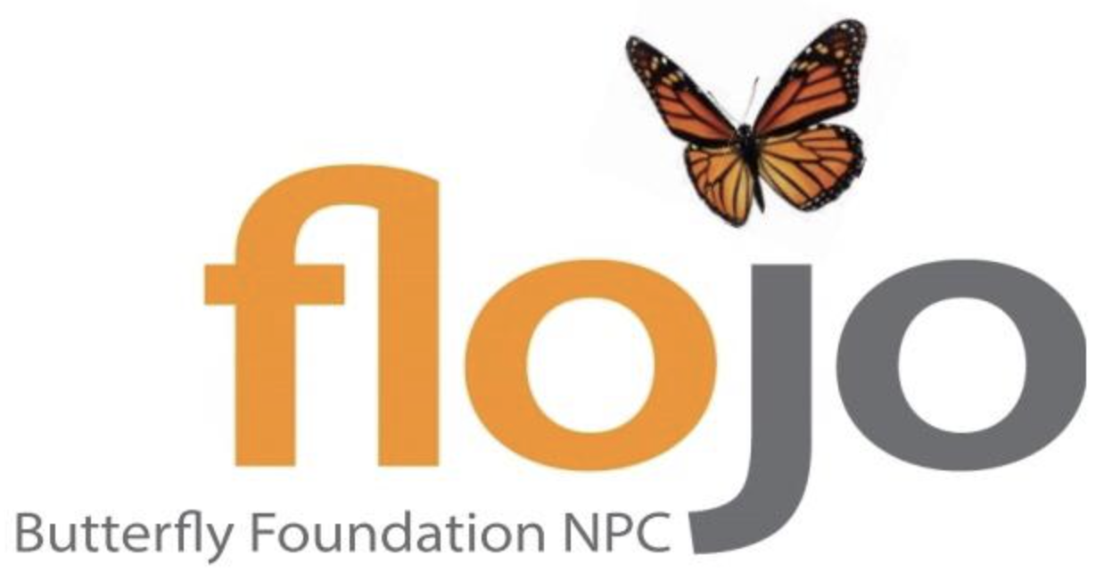 Flojo Butterfly Foundation Logo
